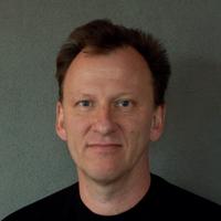 Portret Dick van Eijk