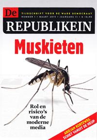 Cover De Republiekein, maart 2015