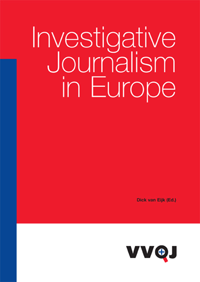 Cover Investigative Journalism in Europe
