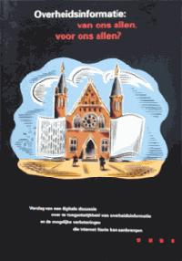 Cover Overheidsinformatie: van ons allen, voor ons allen