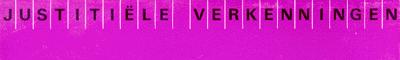 Logo Justitiële Verkenningen